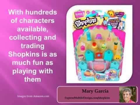 Shopkins Toys for Kids
