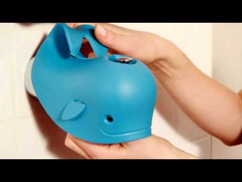 skip hop Moby Bath Spout cover and Tubby Bath toy organizer