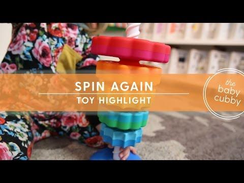Spin Again - Fat Brain Toys