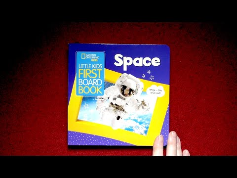 """""""Space"""": Little Kids First Board Book: text by Ruth A. Musgrave and Read by Nita"""