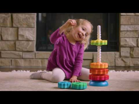SpinAgain: Best Stacking Toy