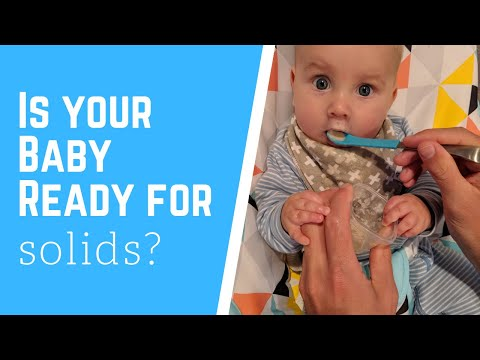Moving Your Baby to Solids- What You Need to Know   Mama Says