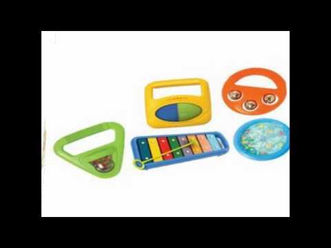 Hohner 5 Piece Toddler Music Band