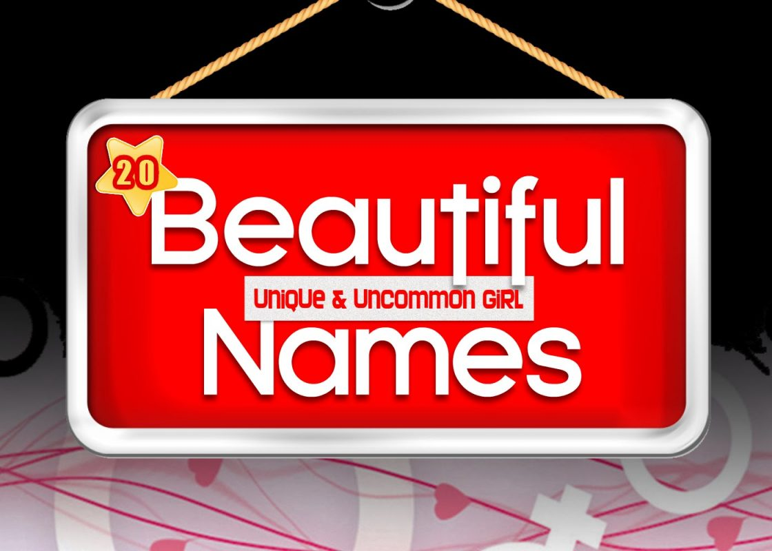 Most unusual baby names