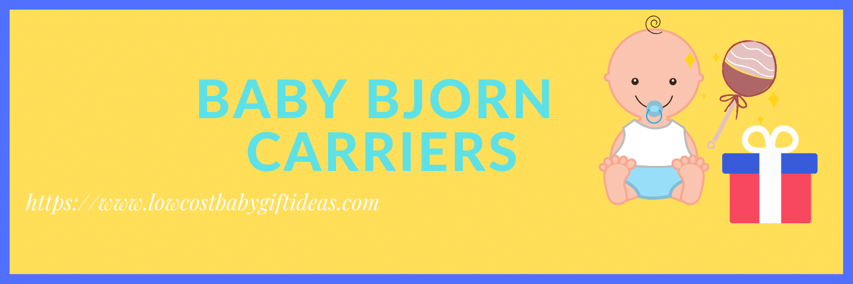 Baby bjorn carriers